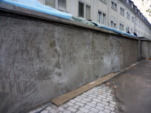 Hochwasserschutz Stadtbalkon Würzburg